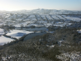 View from Tegg's Nose